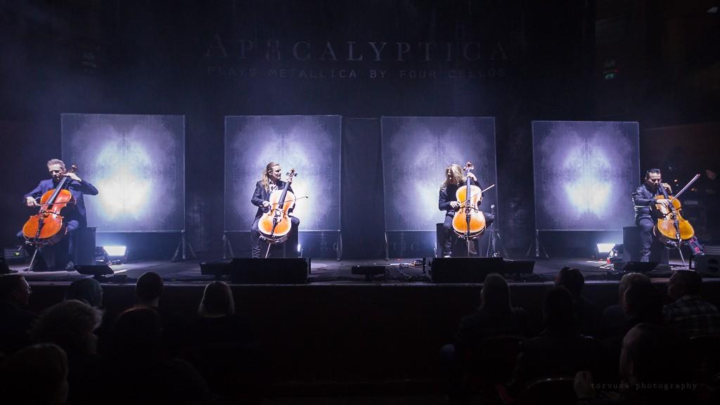 """Apocalyptica: """"No macie tu w końcu prawdziwą zimę…"""""""