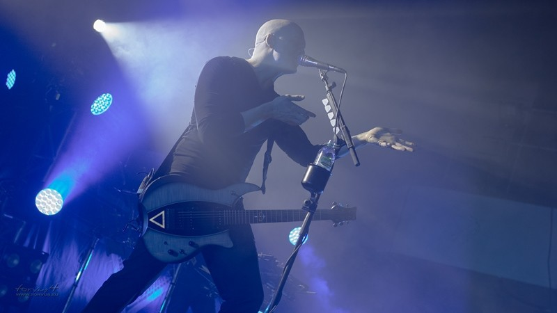 ...Don't let the bastards grind you down… Devin Townsend Project