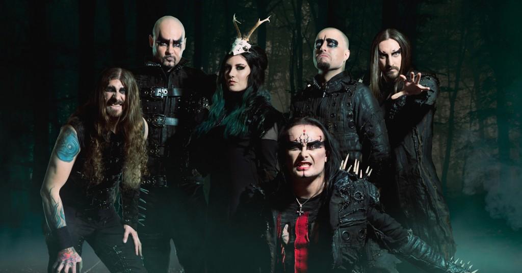 Cradle Of Filth & The Spirit w Progresji