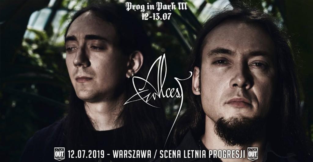 Festiwal Prog In Park III -  ALCEST (Francja) post metal, alternatywny metal