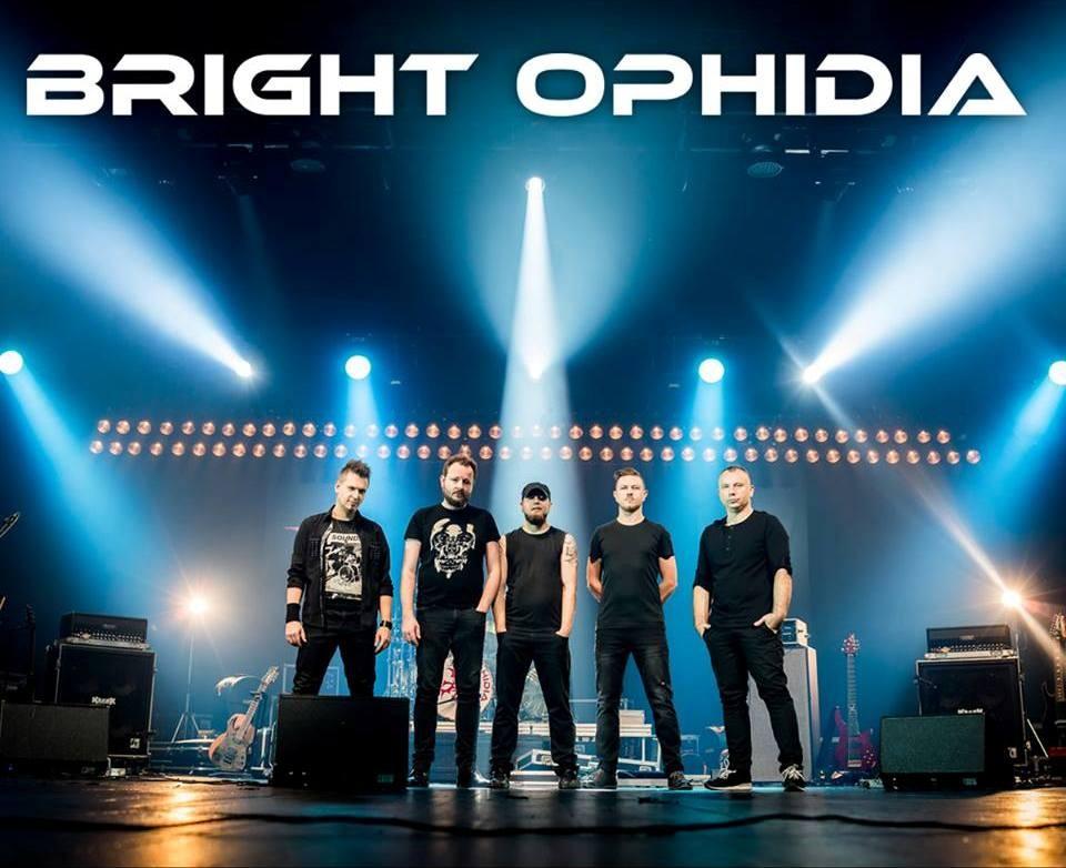 Białystok na  festiwalu PROG IN PARK III  - Bright Ophidia