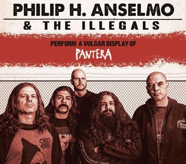 Philip H. Anselmo & the Illegals ponownie w Polsce!