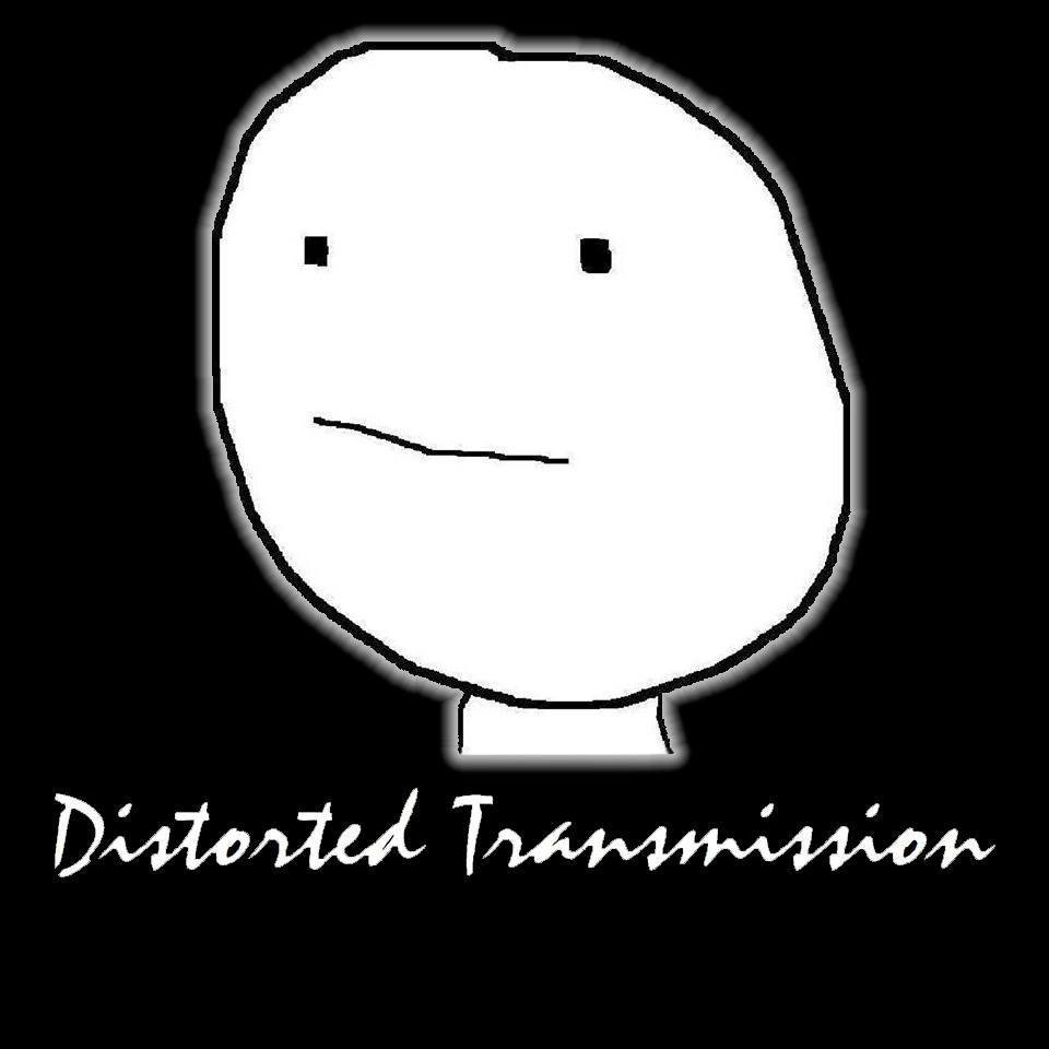 Distorted Transmission
