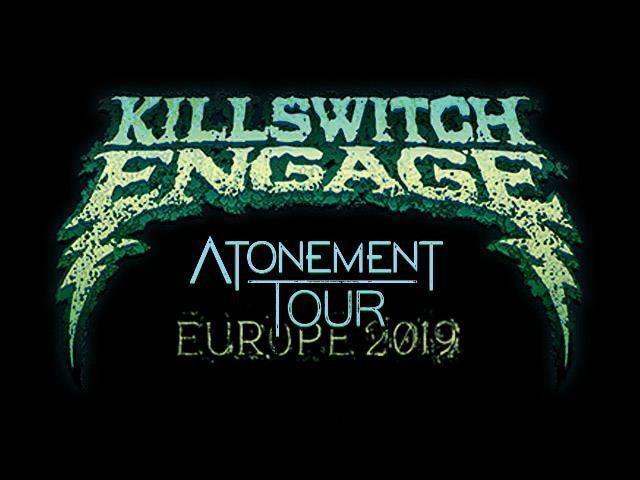 Killswitch Engage ponownie zawitaja do naszego kraju !