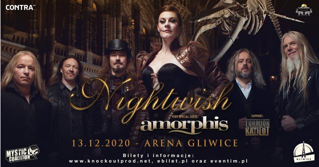 Nightwish w Polsce: Bilety w sprzedaży