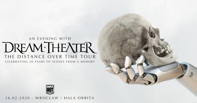Dream Theater ponownie zagraja w Polsce