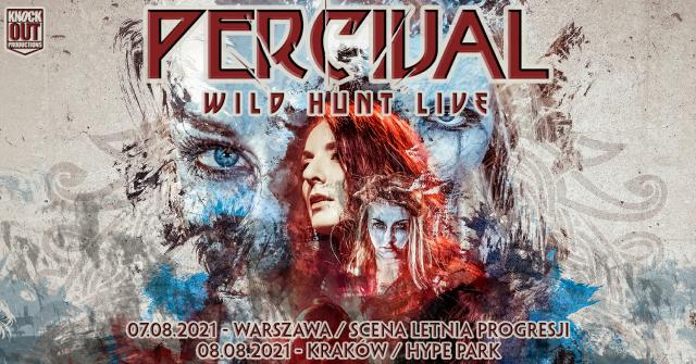 """Percival: """"Wild Hunt Live"""" – Ruszyła przedsprzedaż biletów"""