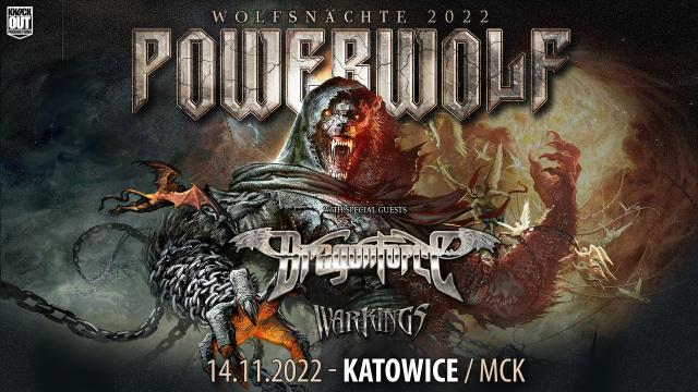 Jesienna trasa Powerwolf została przełożona