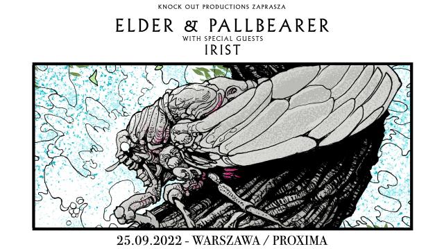 Elder oraz Pallbearer na wspólnym koncercie w Warszawie