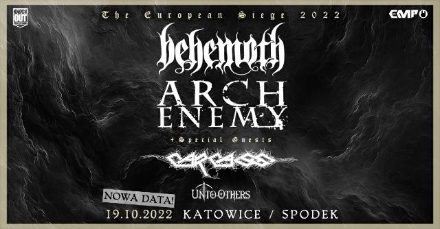 """Behemoth """"In Absentia Dei"""" już w grudniu na sklepowych półkach"""