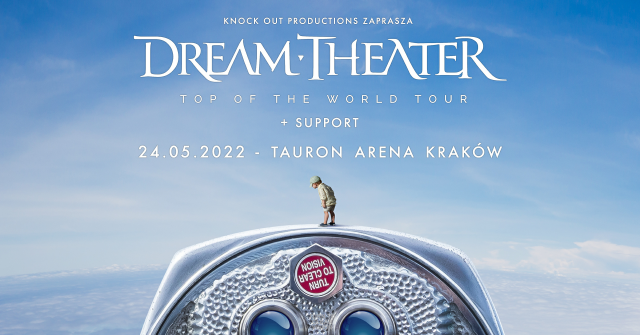 Dream Theater świętuje premierę albumu