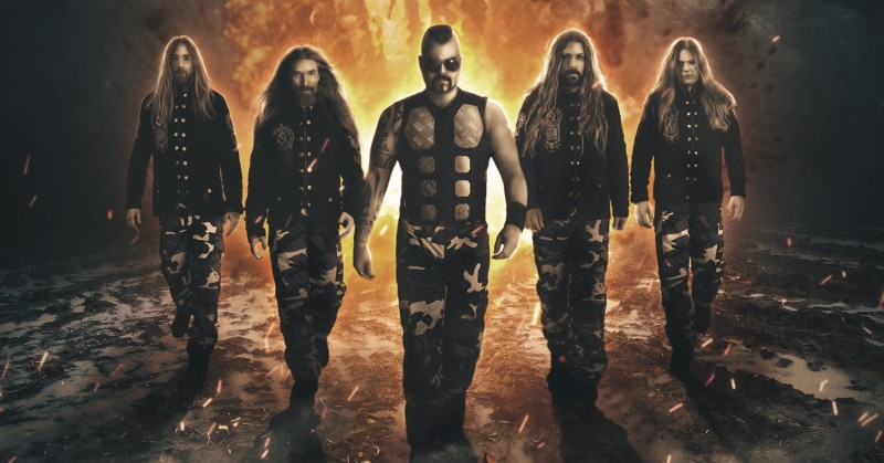 "Sabaton nowa płyta ""The Great War""! już dostepna"
